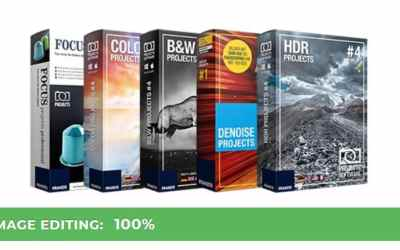 LIFETIME-LICENCE 5 Picture Editing projects Giveaway