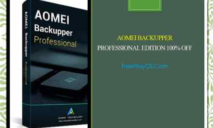 AOMEI Backupper Professional Full for Free