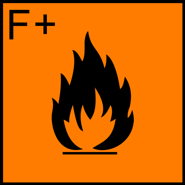 Highly or Extremely Flammable  Chemical