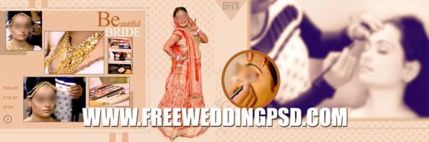template kolase wedding psd free