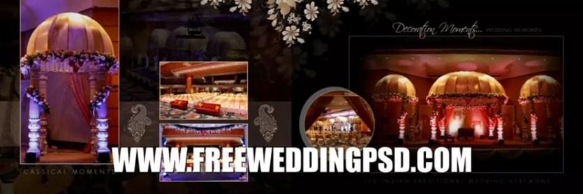 wedding logo psd free