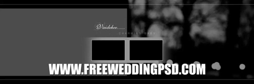 photoshop wedding psd free download