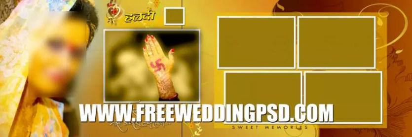 free wedding album templates psd