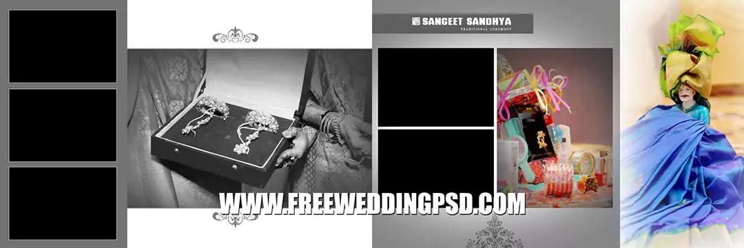 indian wedding album psd templates free download