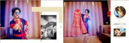2020 Wedding Photo Album 12×36 Designs