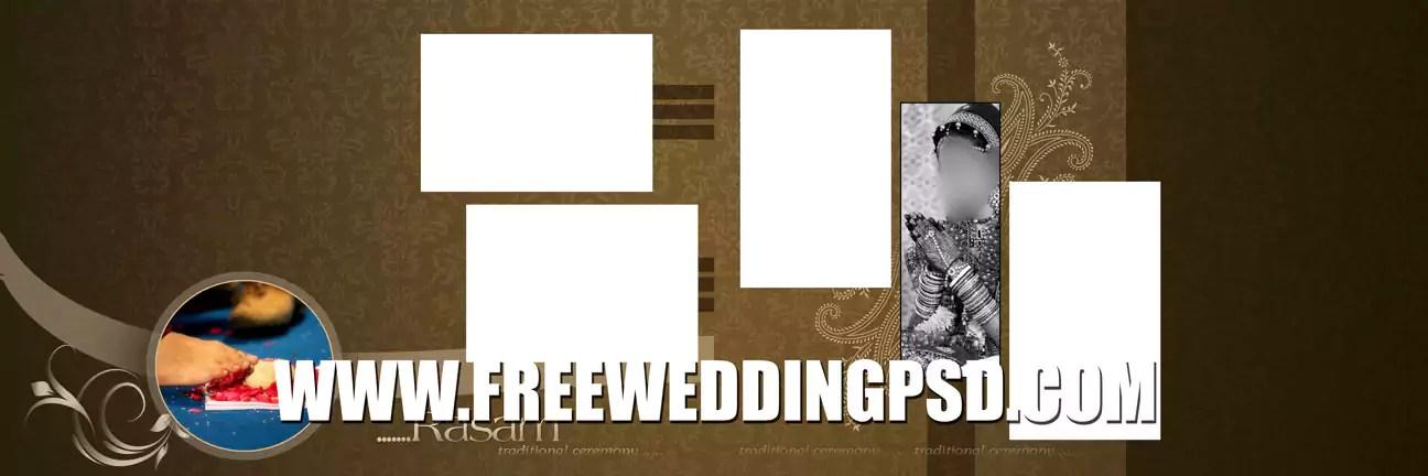 free psd wedding background