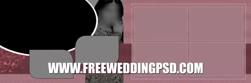 wedding magazine psd