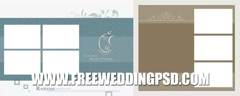 kerala wedding psd templates