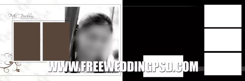 wedding kolase psd