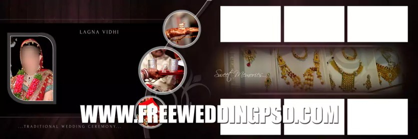 wedding sticker psd