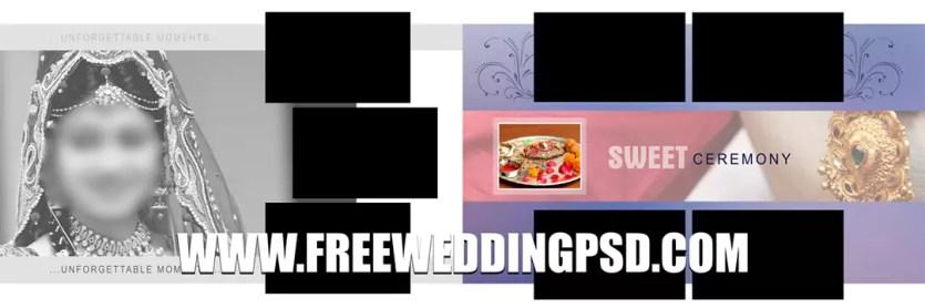 wedding album words psd