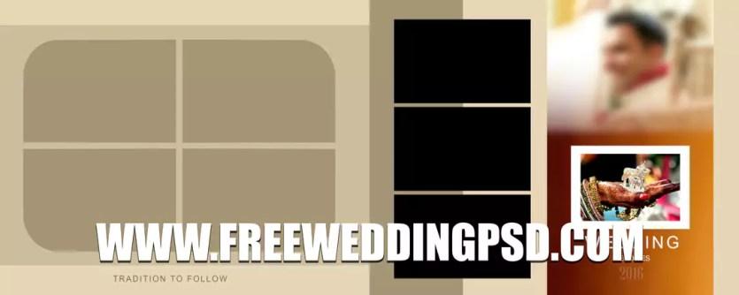 banner wedding psd