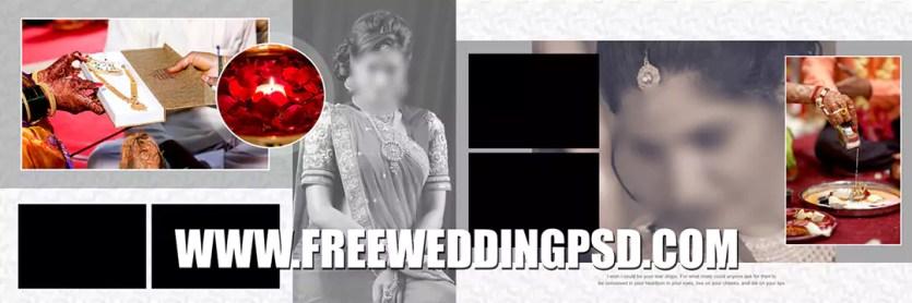 wedding psd 12x36 free download