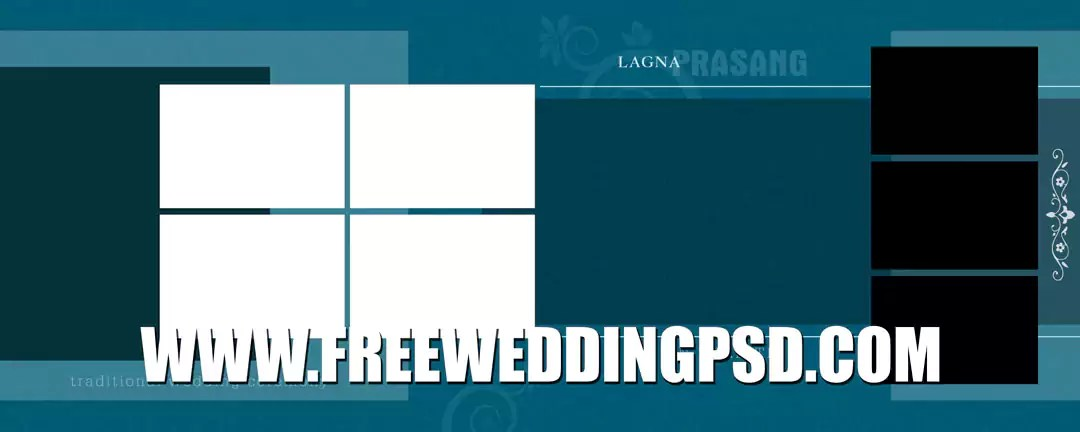 Free Wedding Psd 12 X 36 (780) | indian wedding album design 12×36 psd files free download