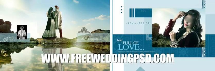 indian wedding psd free download