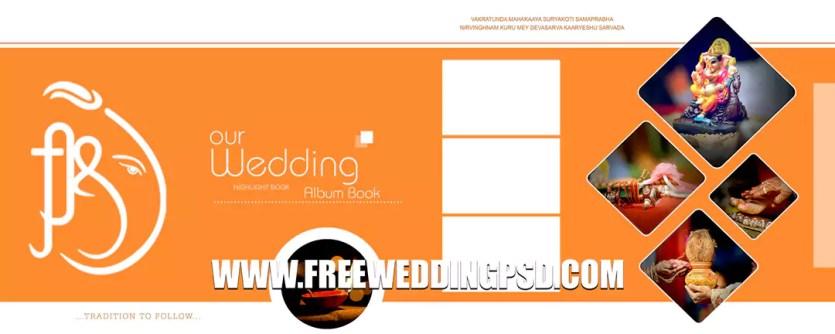 Easy design your wedding album