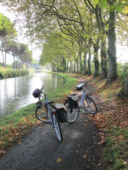 Canal Du Midi A Velo : canal, Cycling, Canal, Freewheeling, France