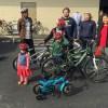 Rohingya family gets Freewheels bikes