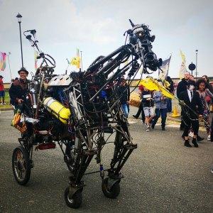 Mechanical horse
