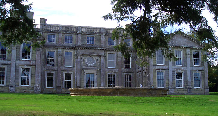 Appuldurcombe House