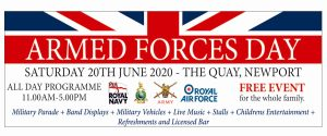 isle of wight armed forces day