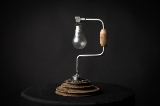 lampe de chevet vintage
