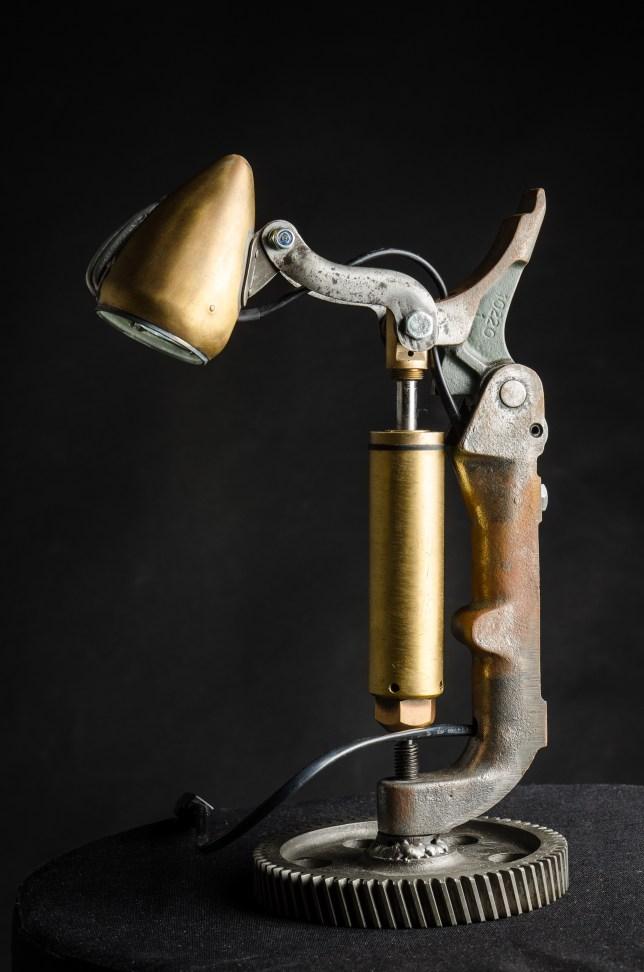lampe piston