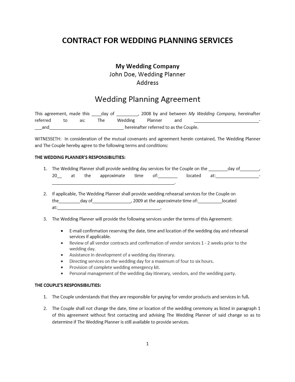 Microsoft List Template