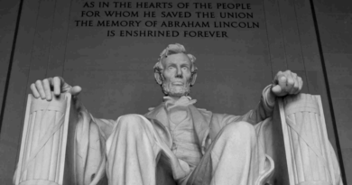 Lincoln Memorial - Abraham Lincoln