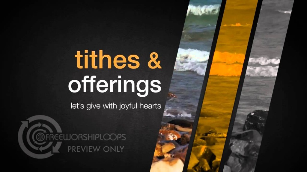 Christian Wallpaper Fall Offering Slices Of Heaven Tithes And Offering Videos Free Worship