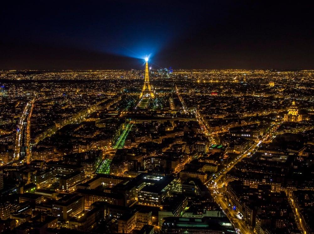 Eiffel Tower Full Hd Wallpaper 20 World S Most Beautiful Cities At Night Freeyork