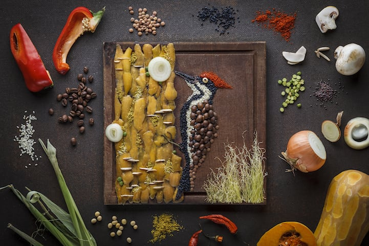 Photographer Agustín Nieto and Stylist Anna Keville Joyce Play With Their Food 29