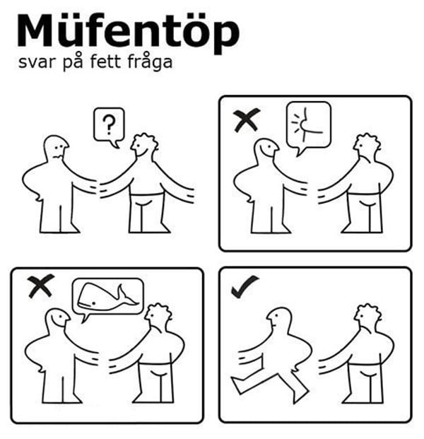 Hilarious IKEA 'assembly' Instruction Jokes > FREEYORK