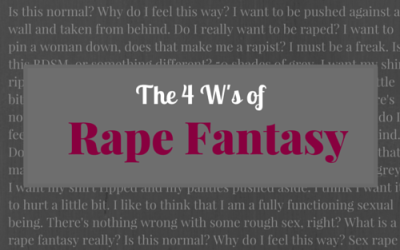 What are Rape Fantasies?