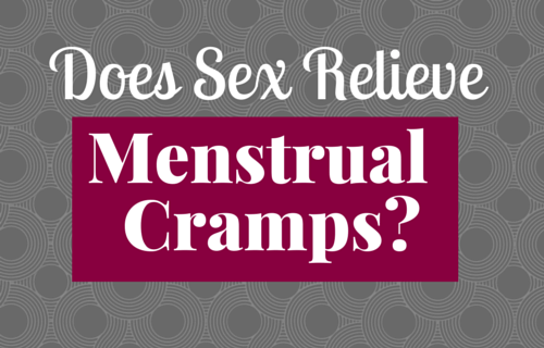 Does sex help cramps go away