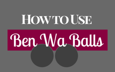 How To Use Ben Wa Balls