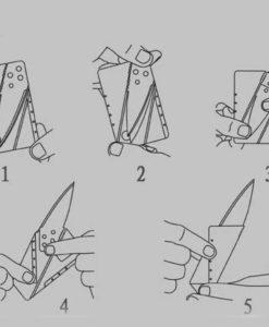 Credit Card Knife (2 Pack)