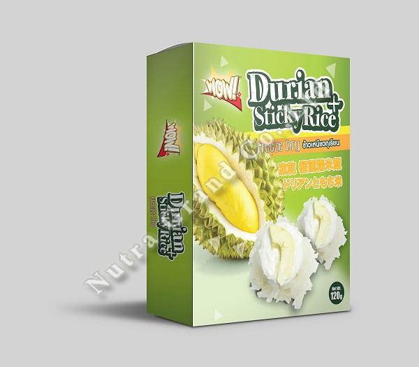 Durian Sticky Rice 120g OEM Thailand