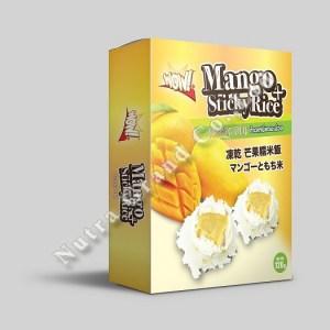 Mango Sticky Rice 120g OEM Thailand