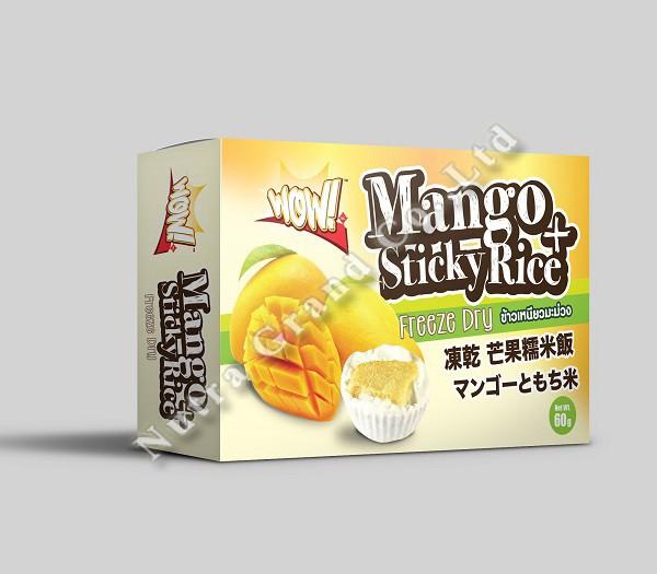 芒果糯米饭 60克 OEM