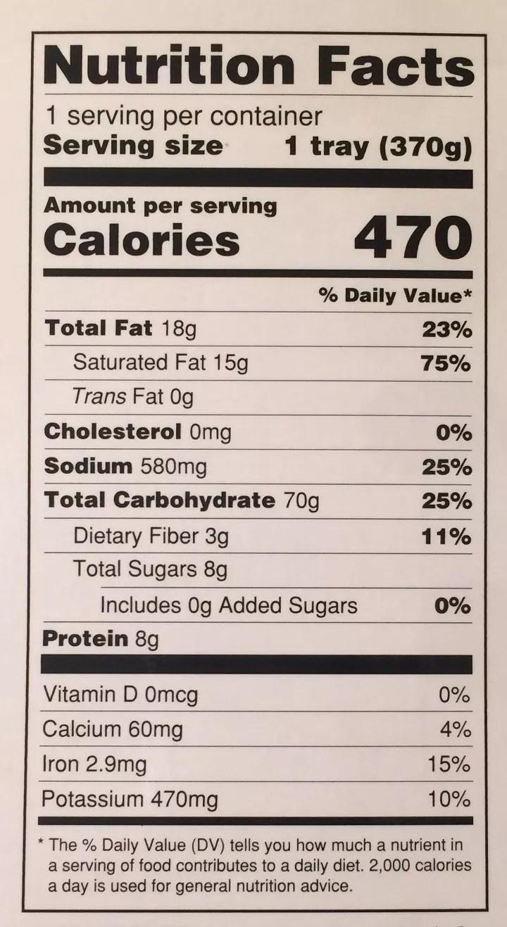 Trader Joe's Jasmine Rice Nutrition : trader, joe's, jasmine, nutrition, Trader, Joe's, Yellow, Jackfruit, Curry, Jasmine, Review, Freezer, Frenzy