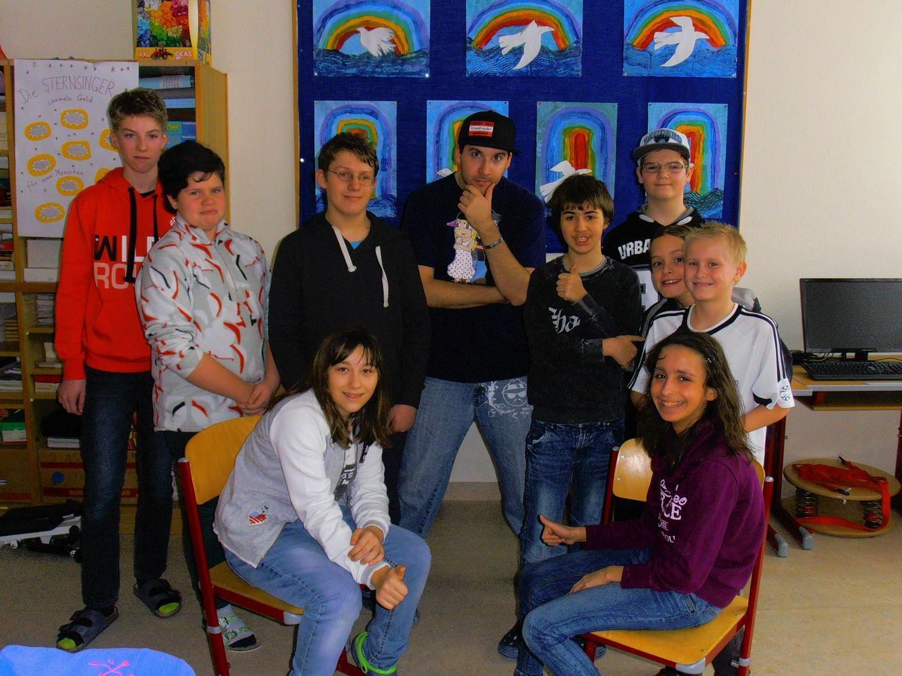Sonderschule Horn  Freezy Trap