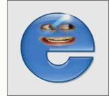 Internet Explorer amuseert zich