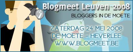 BlogMeet Leuven - Bloggers in de Moete