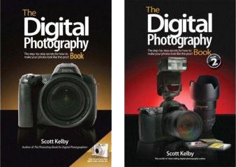 Digital Photograpy Book, volume 1 en volume 2