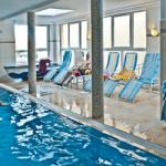 Schwimmkurse - Schwimmen lernen leicht gemacht - Hallenbad im Strandhotel in Aseleben am Süßen See