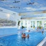 Schwimmschule im Hallenbad im Gasthof Zahn in Stedten - Schwimmen lernen leicht gemacht