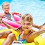 Kinderschwimmkurse für Kinder ab 3 Jahre - Schwimmen lernen leicht gemacht - Foto: © Gennadiy Poznyakov - Fotolia.com