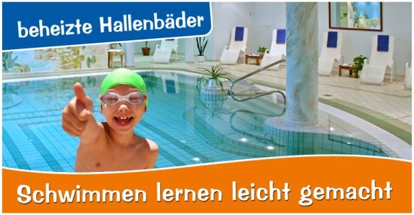 Schwimmschule in Halle, Saalekreis, Merseburg und Umgebung. Für Kinder ab 3 Jahre - Schwimmen lernen leicht gemacht - Foto: © Natallia Vintsik - Fotolia.com