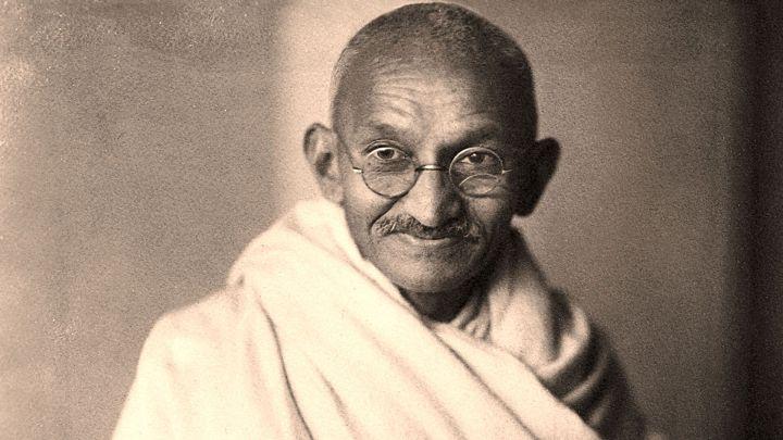 Mahatma Gandhi Namaste